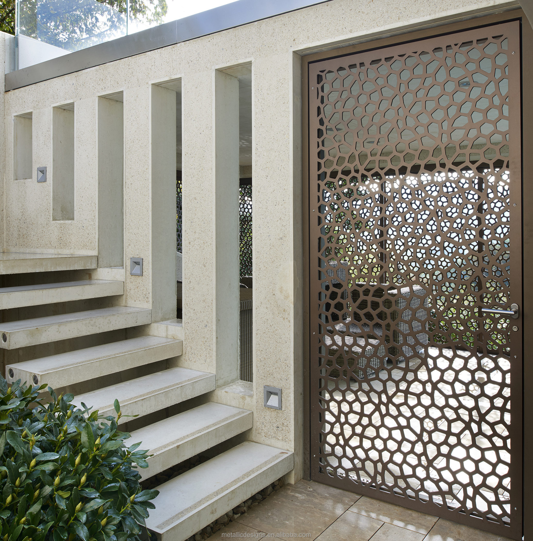 decorative metal garden screens With Bottom Price