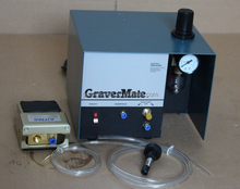 Jewelry Tools Engraving Machine Graver Mate Single Ended