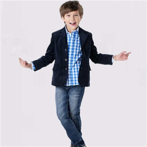 childrens boutique clothing navy corduroy winter warm suits
