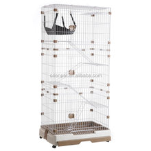 ORIENPE & OASISPET Cat cage 3 Layers Pet cage Popular item NT9122