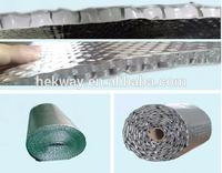 Double sided Foil Bubble XPE Foam Insulation Material