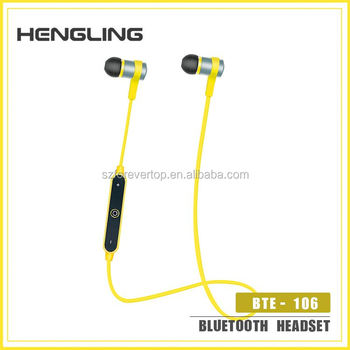 Hot selling wholesale high quality stereo bluetooth earphone