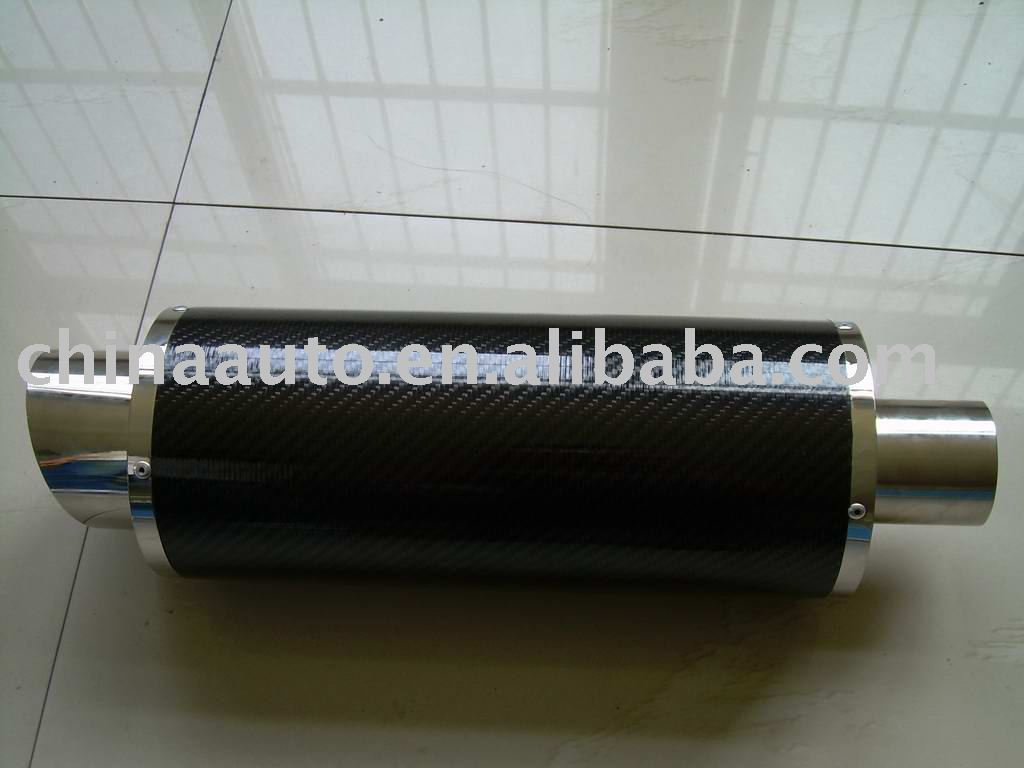 Low Price Cheap Auto Diesel Engine Parts Exhaust Muffler