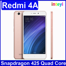 "New Original Xiaomi Redmi 4A redmi smartphone 2GB RAM 16GB ROM 5.0"" Snapdragon 425 Quad core 4a mobile phones Dual sim 3120mAh"