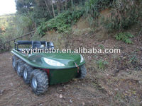 Jiangdong 500cc automatic quad