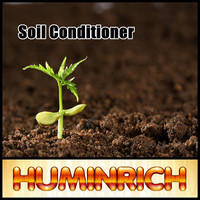 Huminrich Water Soluble Black Shiny Granular Humic Acid Fertilizer Soil Conditioner