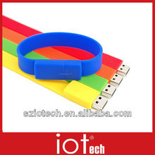 Gift USB Flash Drive Bracelet Promotional USB Flash