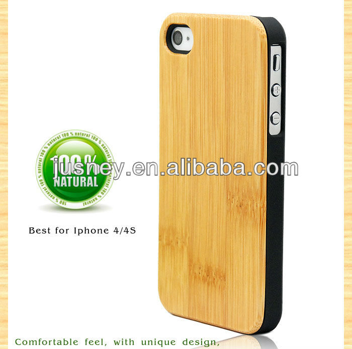 Bamboo Protector Case For Iphone 5g