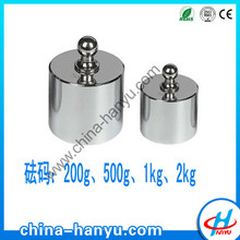 100g scale conjoined weights standard weights for calibration with plastic box