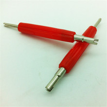 Valve Core Wrench Tyre Valve Core Removal Tool Air Conditioning Repair Tool Bicycle Car Truck Motor Bike Repair Tool