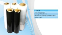 Factory price LLDPE material stretch film for pallet wrapping from professional manufacturer in China