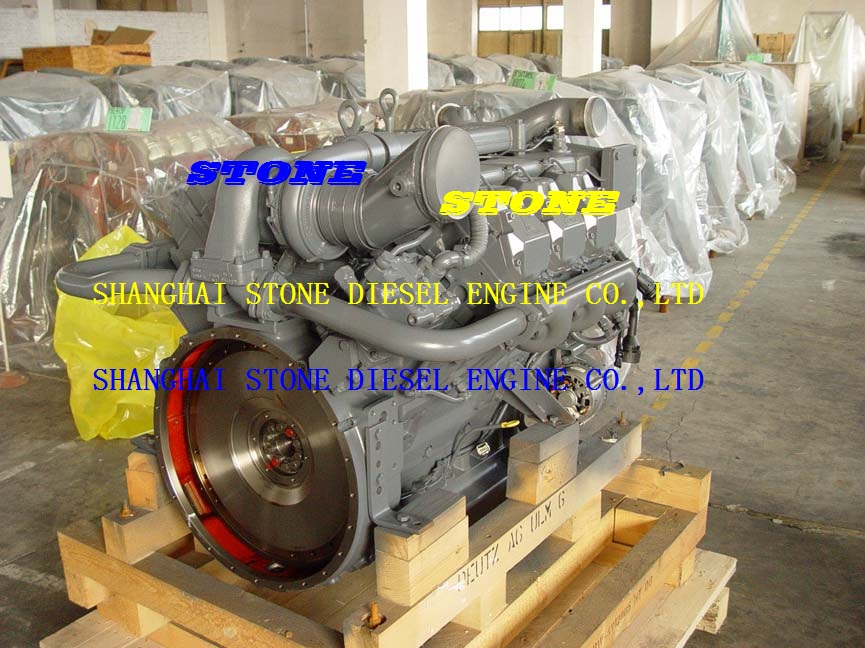 DEUTZ diesel engine BF6M1015 BF6M1015C BF8M1015C BF8M1015CP for construction machine