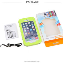 China factory price latest 5g mobile phone waterproof case for alcatel phone