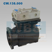 DAF 95/95XF-310CV/350CV 9115040520/762788/0762788/528737 Air Brake Compressors and other Braking Spare Parts