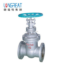 PN10 PN16 carbon steel NRS gate valve none rising stem DN150 DN250