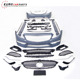 C63 body kits fit for MB C-class W205 C200 C250 C300 to C63 style W205 C63 PP body kits