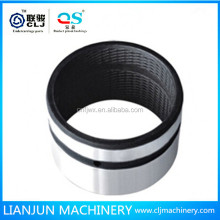Highest quality net oil groove type excavator bucket bushes bucket pins and bushings