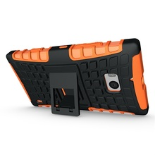 Plastic Hard TPU Case For Nokia Lumia 929 Orange