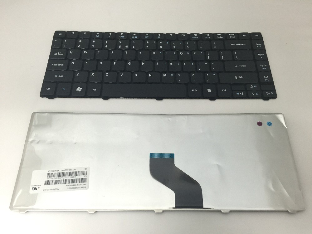 100% Working and NEW Layout US Laptop Keyboard for Acer 3810 3810T