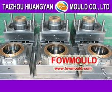 Taizhou plastic bucket mold injection paint bucket mould maker