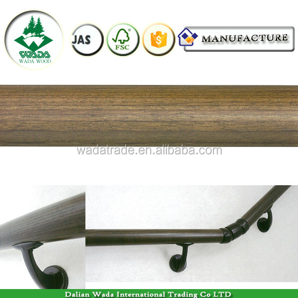 WADA Solid wood gluing banister rail