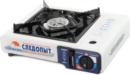 "Portable gas stove ""Sledopyt"" with piezo ignition PF-GST-N01"
