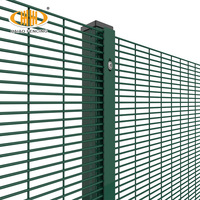 358 anti climb high security fence,358 prison security wire mesh fence price