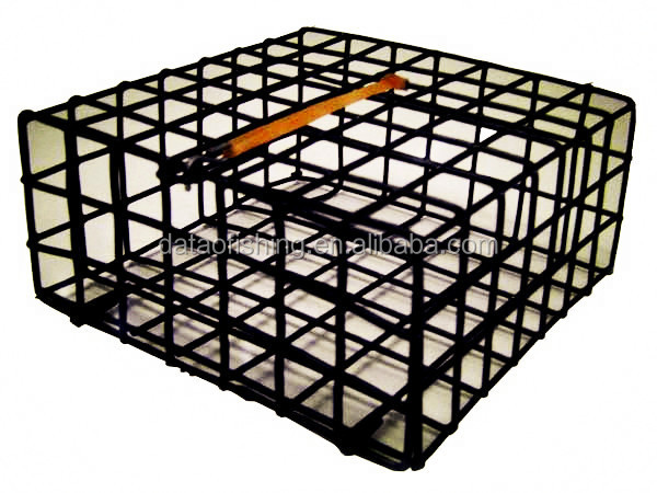 Commercial 6 Loop wire mesh Crab traps