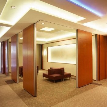 Prebacricated sliding partition interior room office Sliding glass partitions home