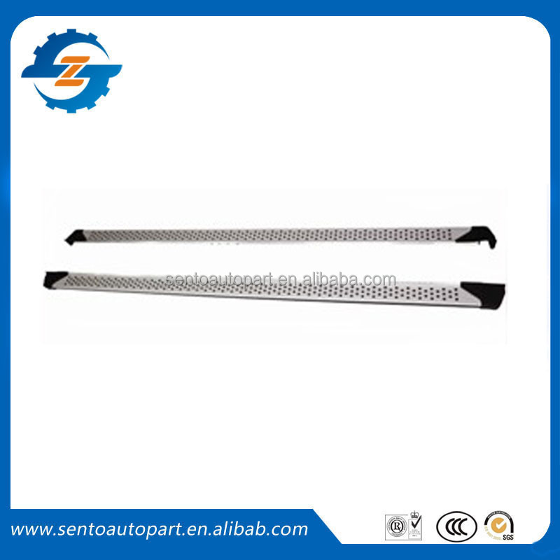 Hot sale KOLEOS side step, running board for KOLEOS , foot step side bar for KOLEOS