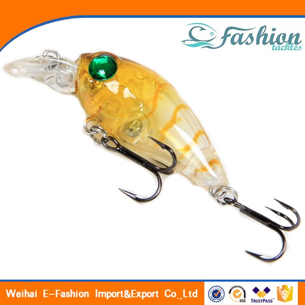 New Fish Lures Crank Swimming Baits Hard Lure