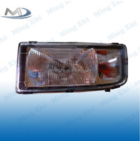 HEAD LAMP WITH WHITE CORNER LAMP 9418205761/9418205861, LIGHT, ATEGO, AUTO PARTS