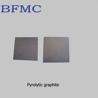 High purity diamagnetic pyrolytic carbon graphite