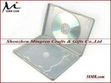 Metal CD DVD Tin Case