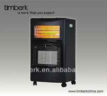 gas and electric room heater
