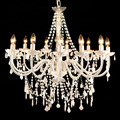 Custom Any Design K9 crystal drops for chandeliers In China Manufacture
