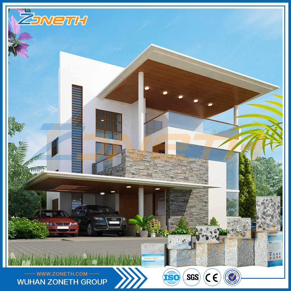 Safe Effective New product Building prefab house construction