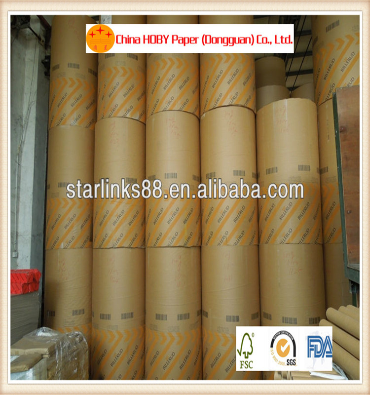 industry use high quality insulating kraft paper