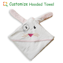 Wholesale Customized Hotel Embroidery White Hotel Bath Towel Hand Towel