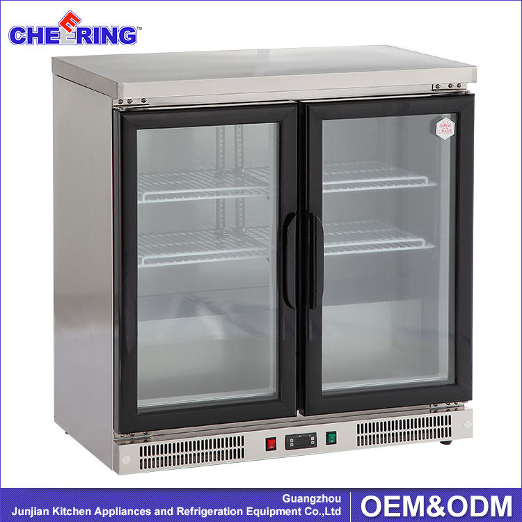 210L bar fridge for beer, beer bottle refrigerator for bar , beer fridge