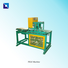 Synchronous refractory brick cutting machine clay brick cutter making