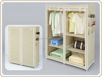 model bedroom closet steel cabinet clothes locker