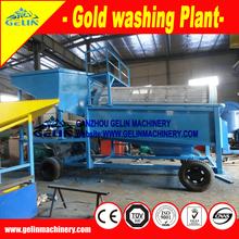 Portable chromite Processing Washing Plant Rotary Trommel <strong>Screen</strong>