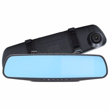 "4.3"" HD 1080P car camera car dvr auto spare parts car Video Recorder Rearview Mirror"