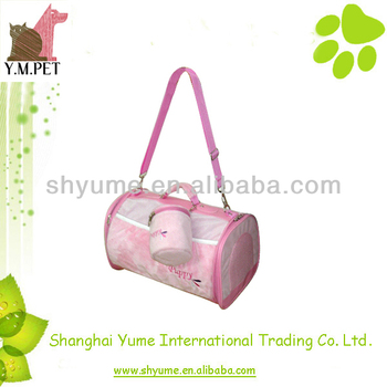 Pet Carrier with Snack Bag Outdoor Accessories