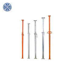 different size construction adjustable steel shoring prop jacks for sale