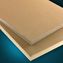China manufacture lightweight plastic building material outdoor WPC Foam Board
