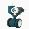 PFA lining Battery-Powered Electromagnetic flow meter