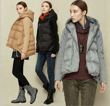D71614t 2014 new winter fashion women's down jackets