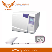 Gladent double-control lock system disposable steam sterilization indicators